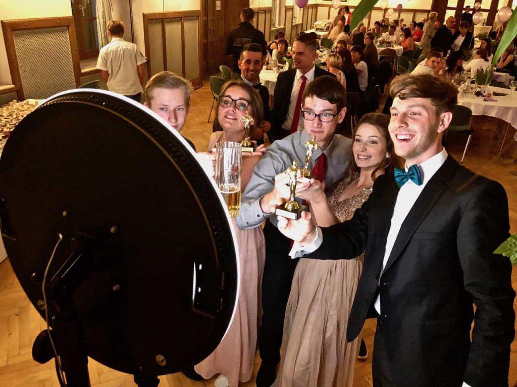 Fotobox Hochzeit mit iPad App