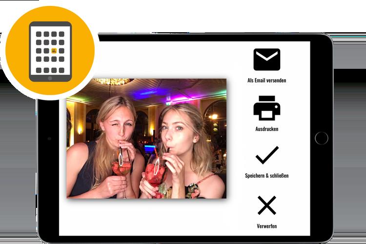 photobooth app ipad