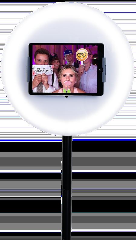 fotobox mit ipad photobooth app
